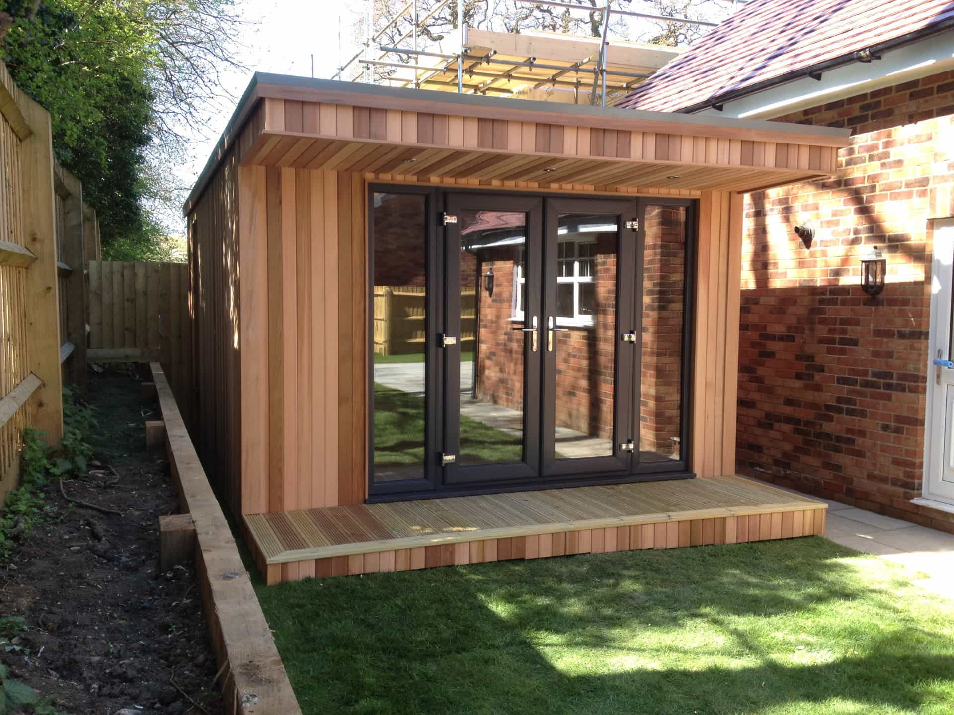 Contemporary Garden Rooms and Garden Office - Special Offers Available